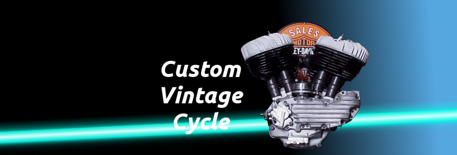 Custom Vintage Cycle Motorcycle Shop