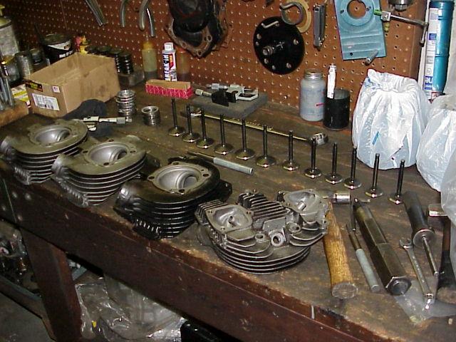 sportster valve jobs