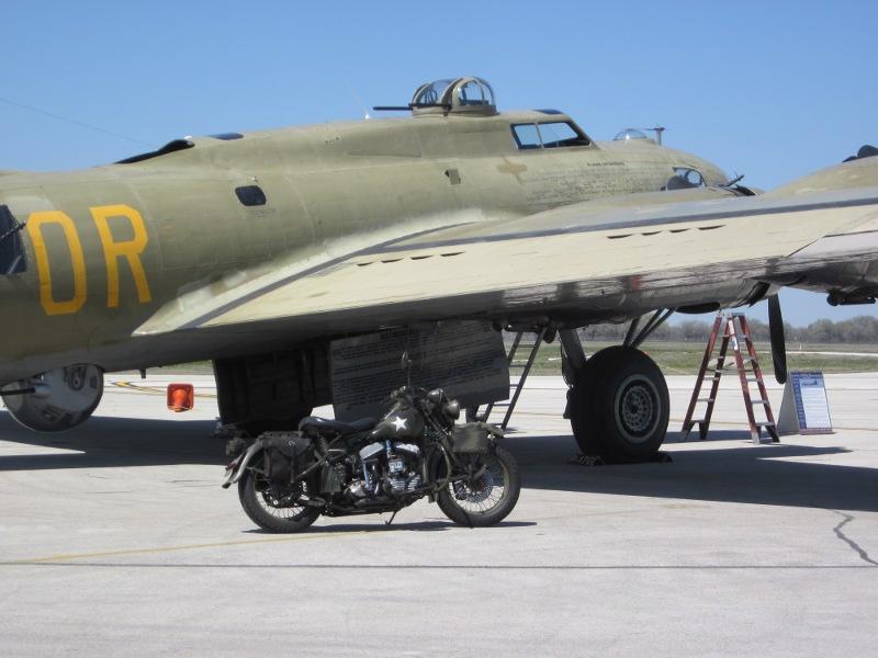 Custom Vintage Cycle motorcycle shop