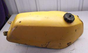 old gas tank repair