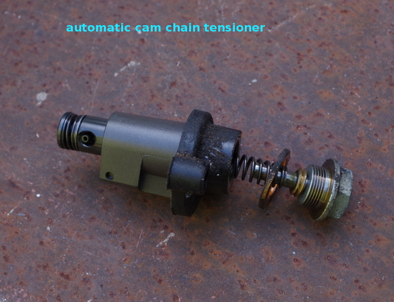 cam chian tensioner assembly