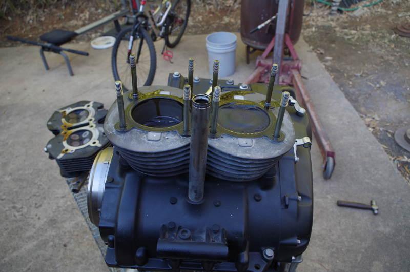 short block 270 degree engine